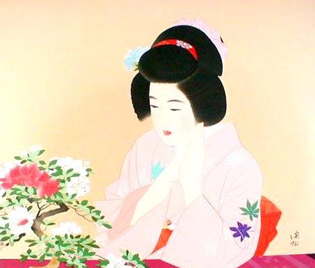 Ito shinsui,伊東 深水作品紹介 ...